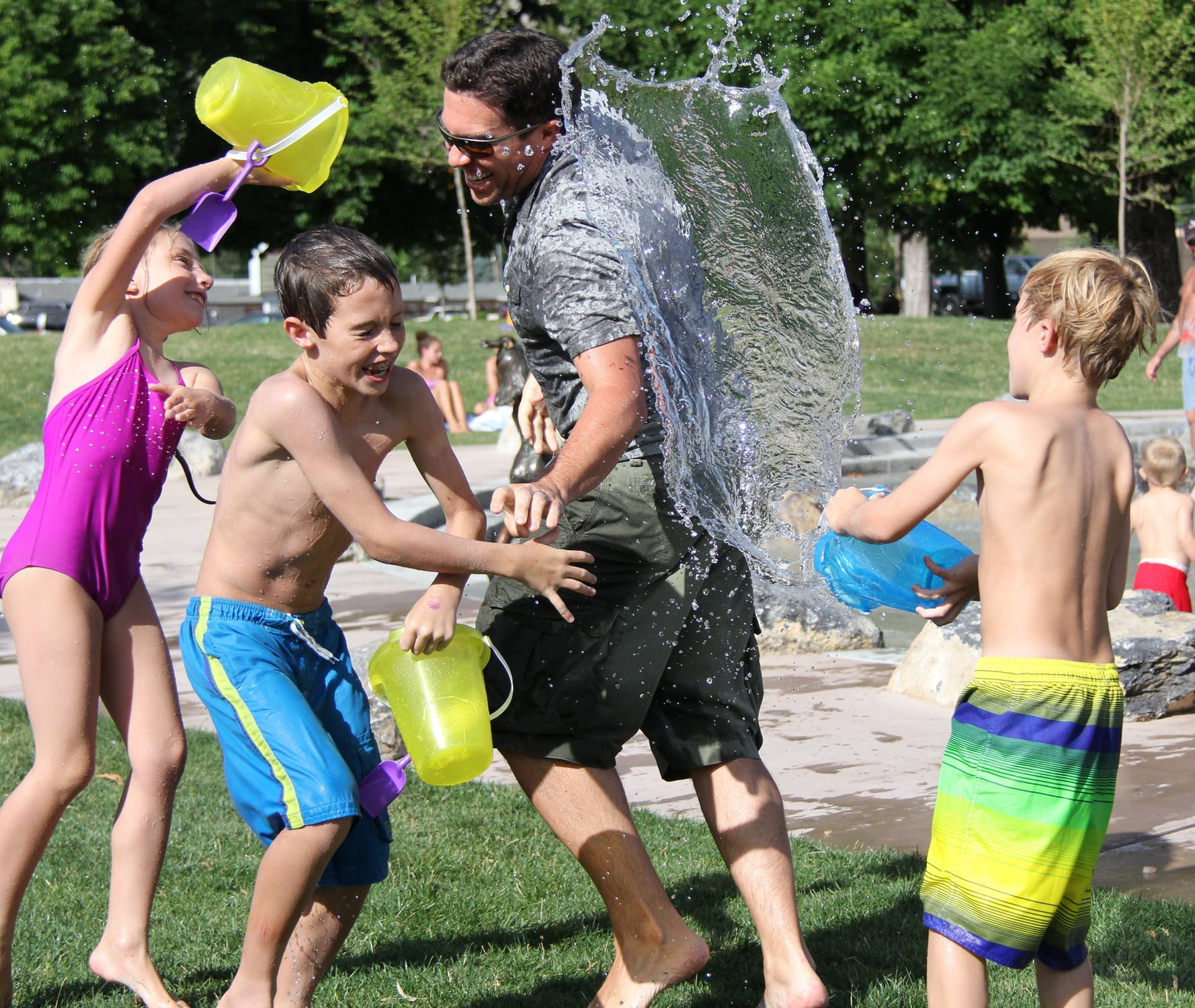 A Few Ways to Stay Safer During Summer Vacation