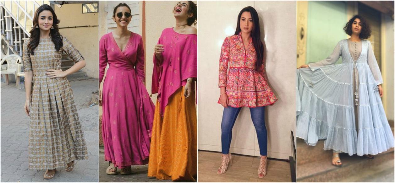 Indian Salwar Kameez & The Fusion Fashion