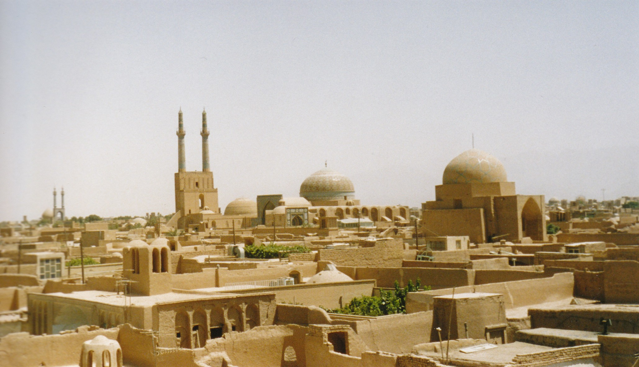 The 5 Best Places to Visit in Yazd, Iran