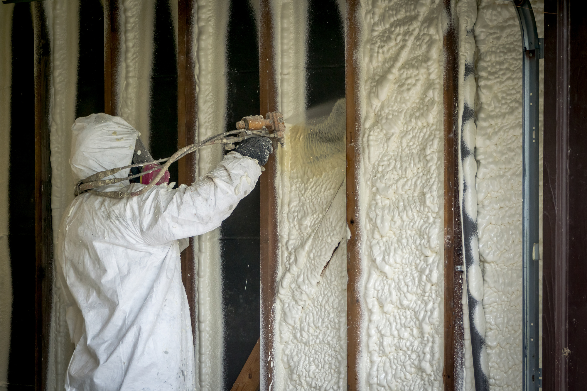 Insulating Your Home for the First Time? Here Are Tips When Using Spray Foam Insulation