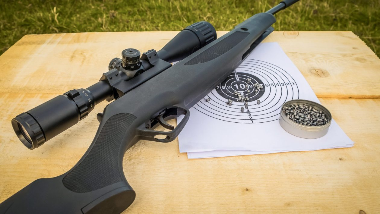 What Is a Pellet Gun? Here's Everything You Need to Know About Air Guns