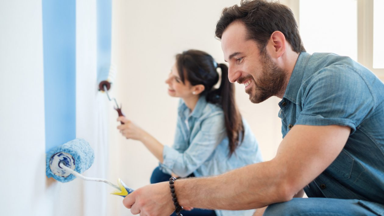 Painting Your Home Interior: 5 Things to Keep in Mind Before You Start