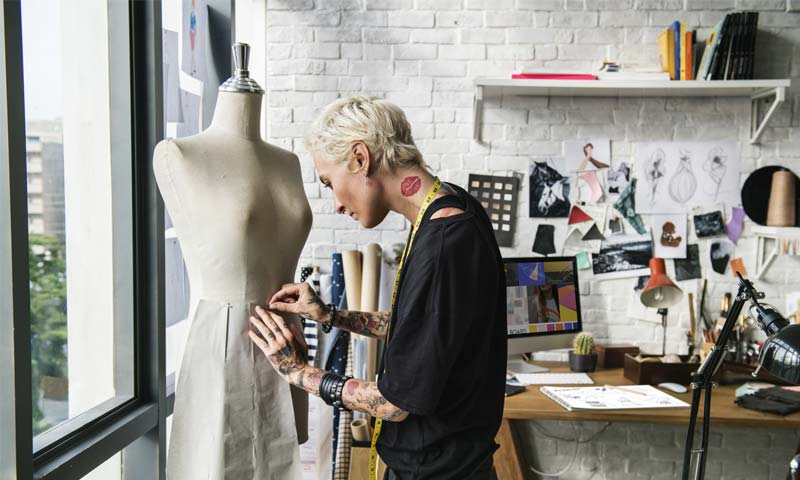Hiring a Clothing Designer
