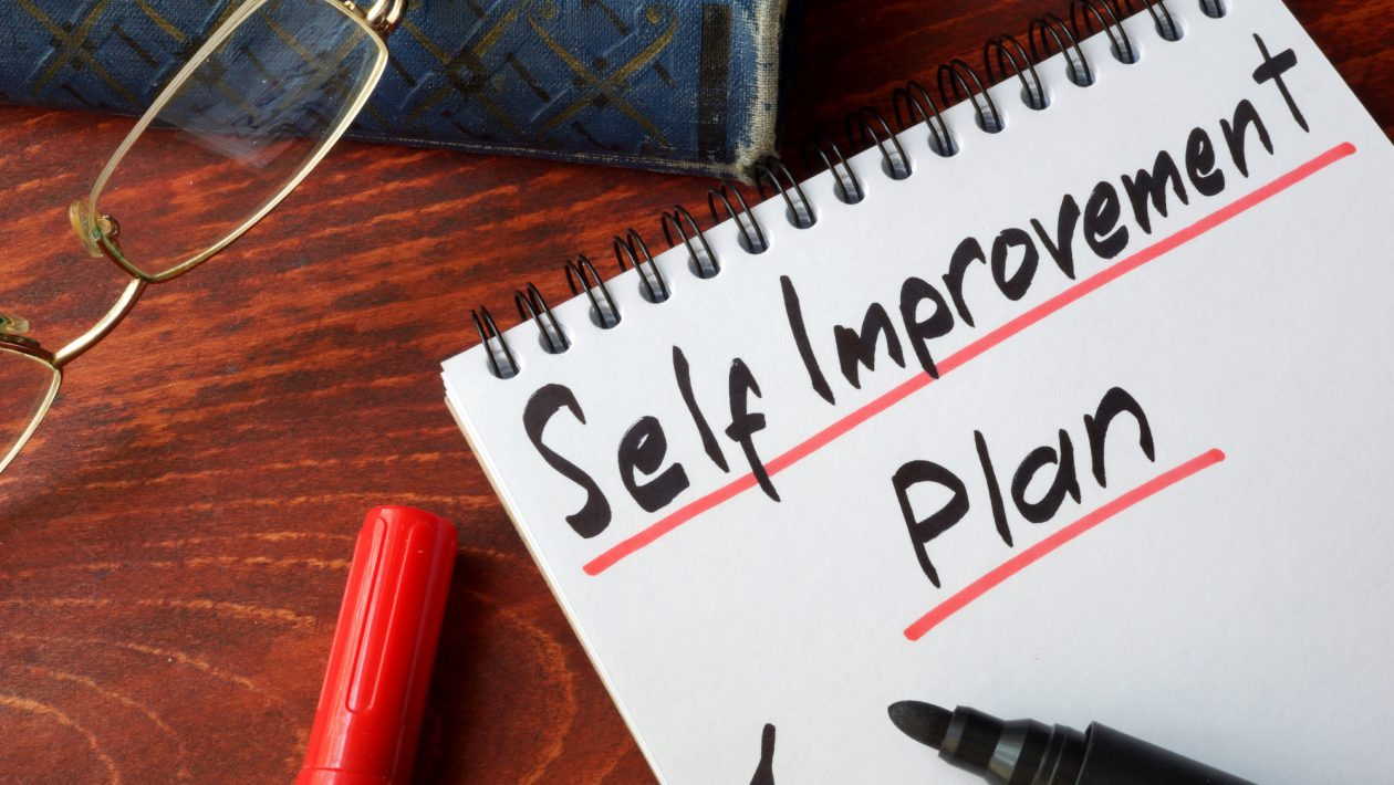 How Taking Advantage of Self Improvement Websites Can Help You Take Control of Your Life