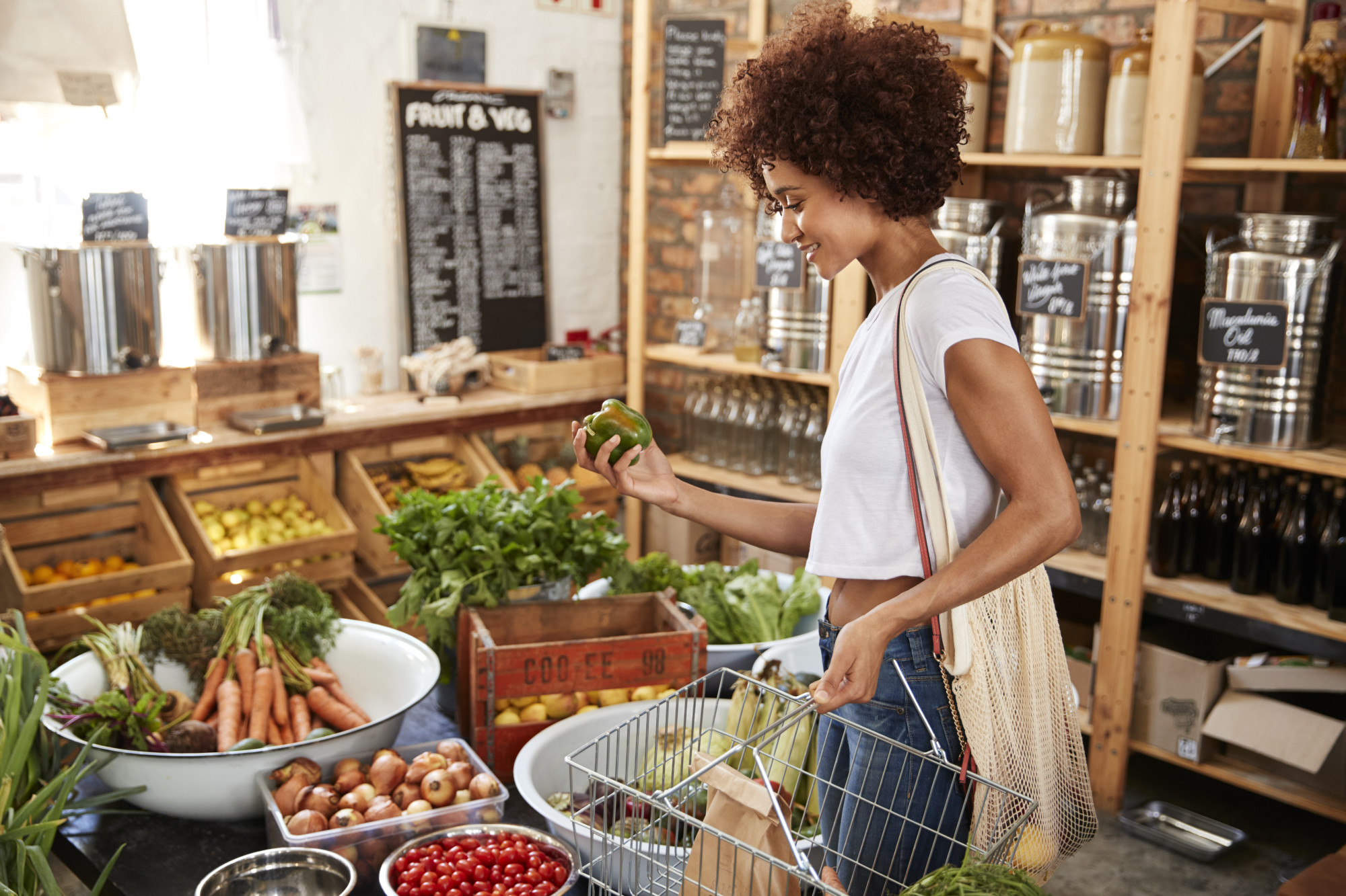 Green Grocery: 5 Easy Sustainable Shopping Tips