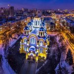 Travel guide through the capital of Ukraine, Kyiv