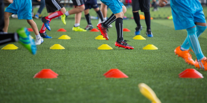 Get Ready To Play: Warm-Up Wizard Soccer Drill