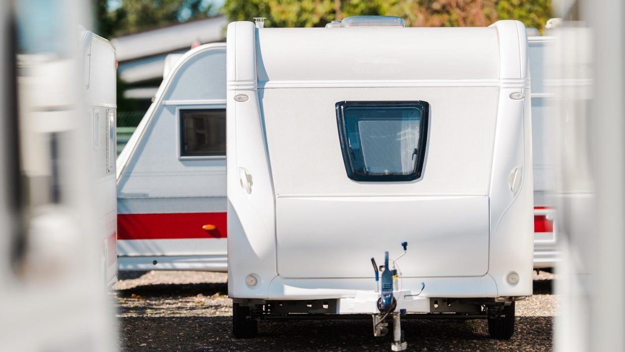 cargo trailer