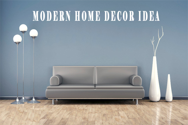 modern home decor
