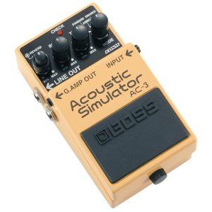 Acoustic-Pedal