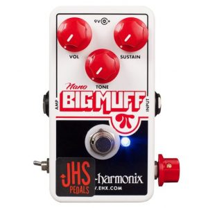 """Fuzz Pedal It comes under the """"dirt"""" category of guitar effects pedals. It is quite popular because of its capacity to provide the most extreme outcomes in the form of heavy metal rock sound and discreet buzzing sound too."""