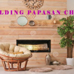 Best Designable folding Papasan chair for your drawing room