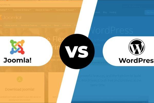 joomla vs microsoft