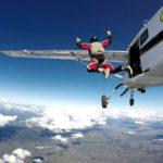 Skydiving in Australia