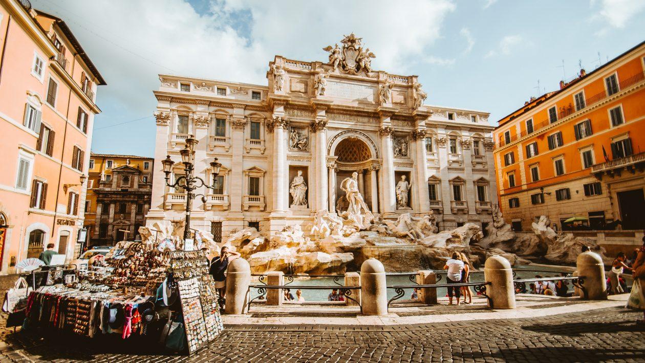 rome in italy