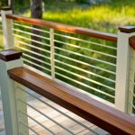 Best deck railing ideas.