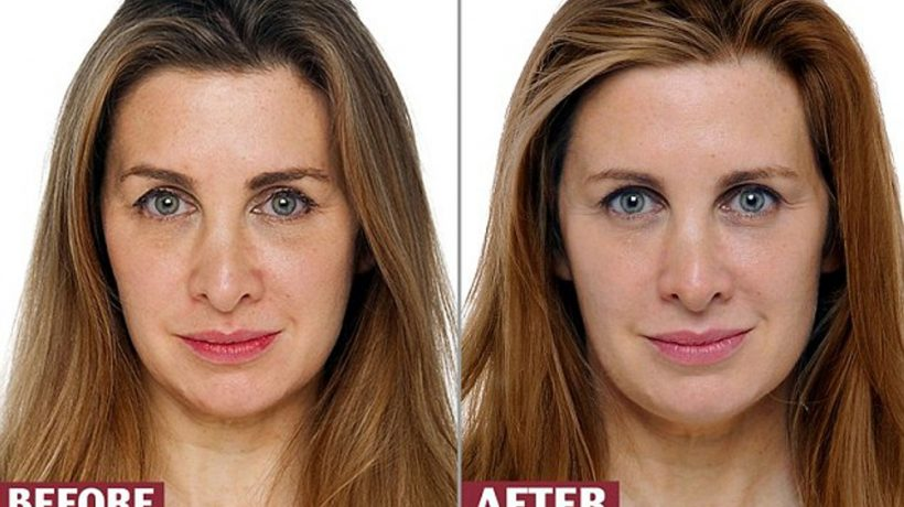 how can i rebuild collagen in my face