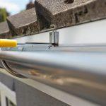 Rain gutters: How to install rain gutters.