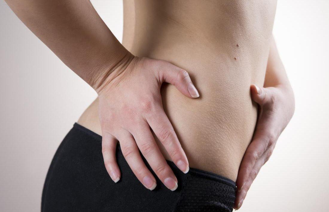abdominal anatomy female