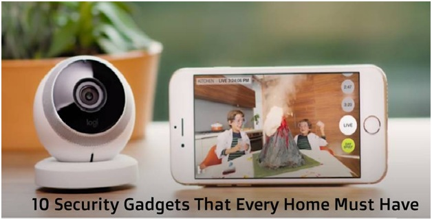 security gadgets for home