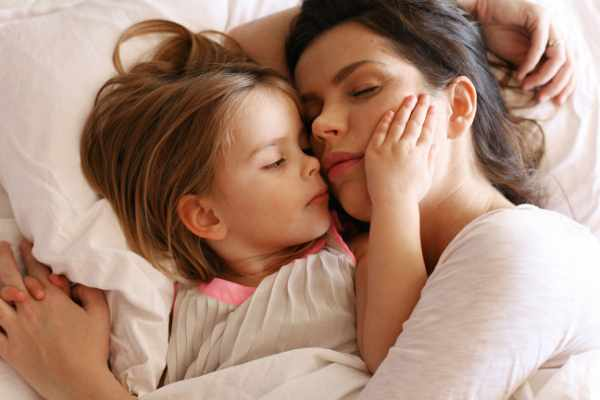 moms can maintain sensible sleep patterns