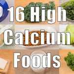 Foods High In Calcium