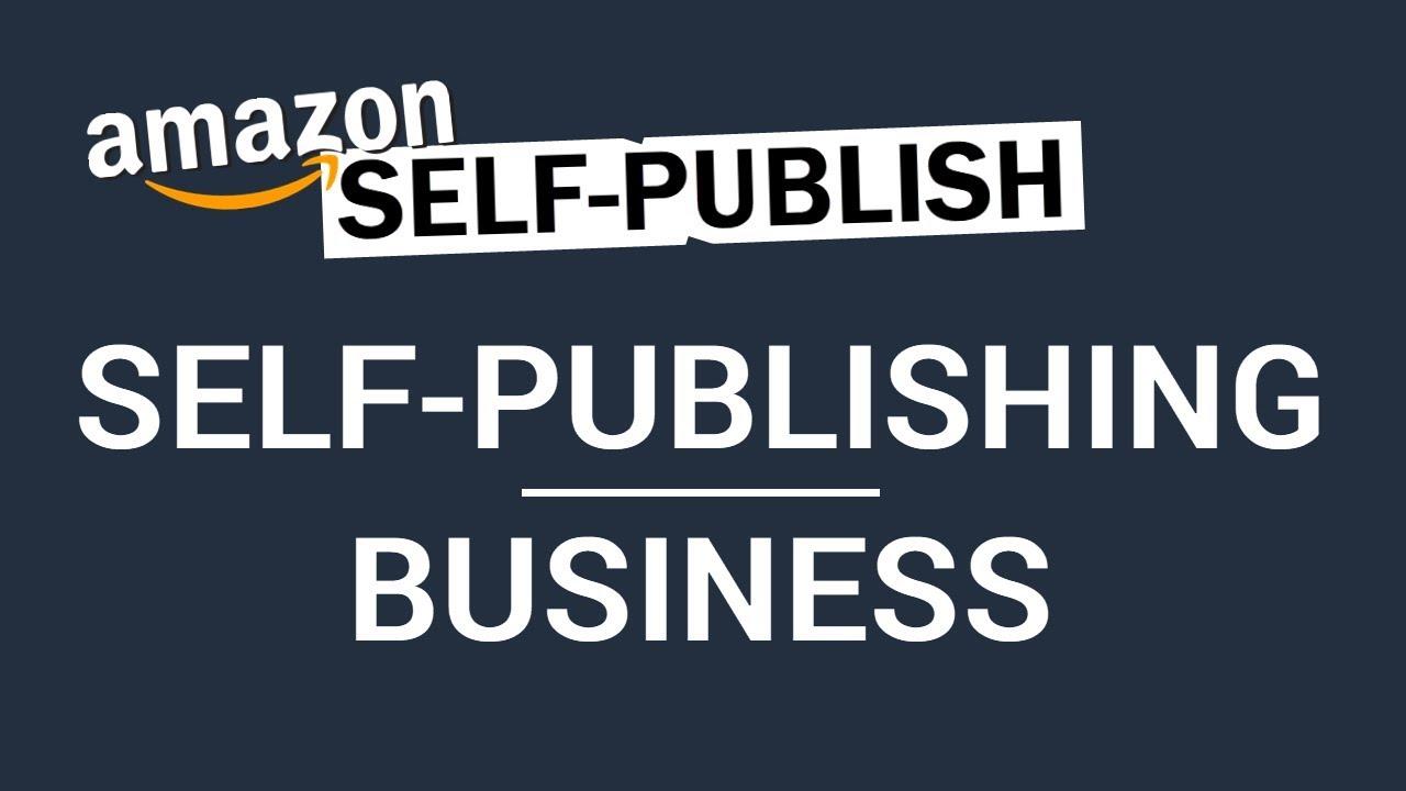 self publishing on amazon business