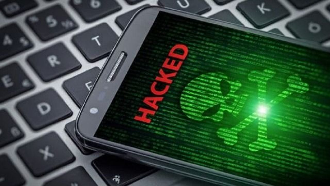 how to hack android phone by sending a link
