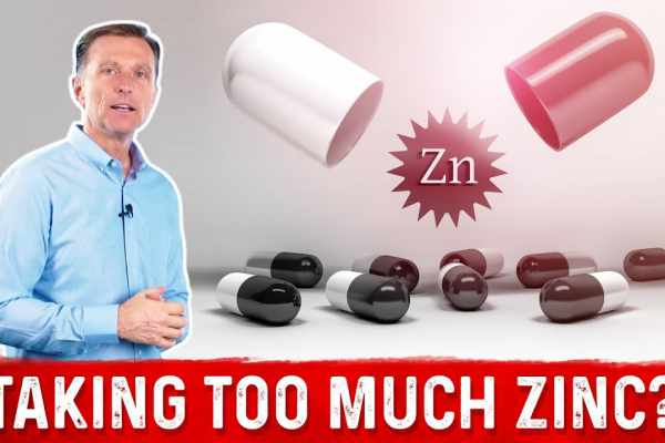 how much zinc is too much