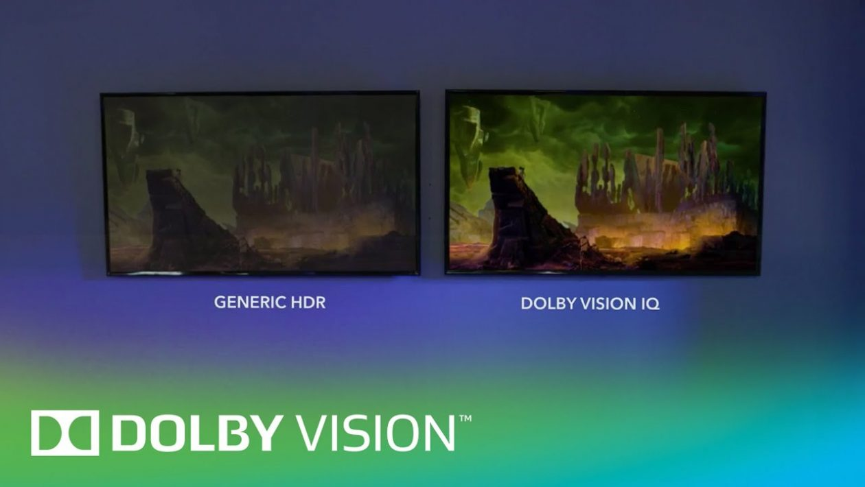 what is dolby vision