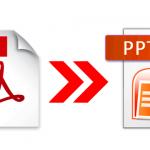 Transformar PowerPoint Em PDF Free In Online