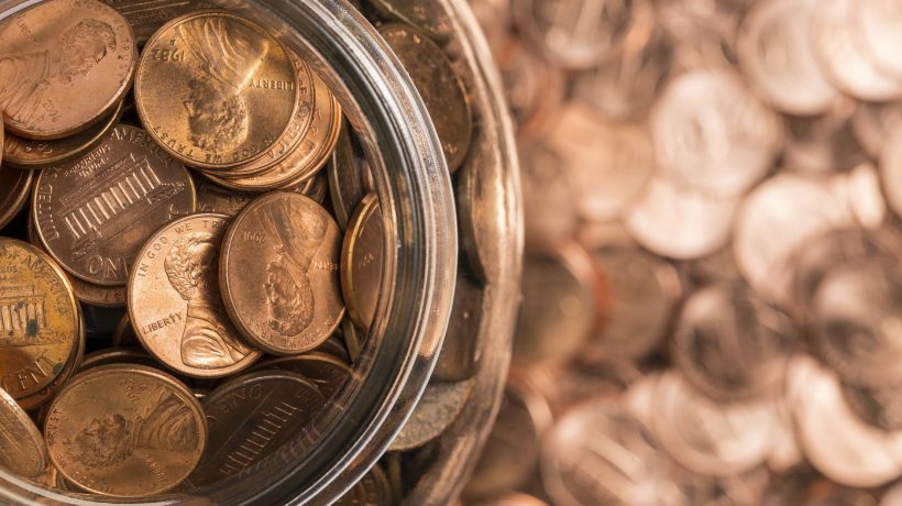 how to clean pennies