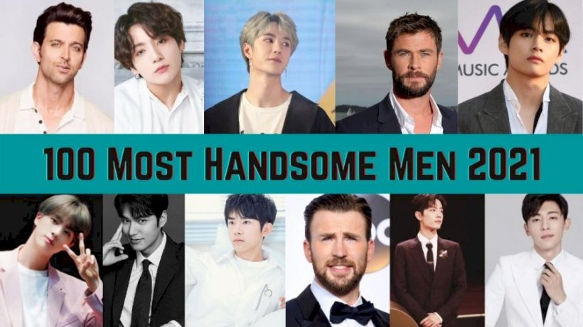 Top 10 Most Handsome Man in the World 2021