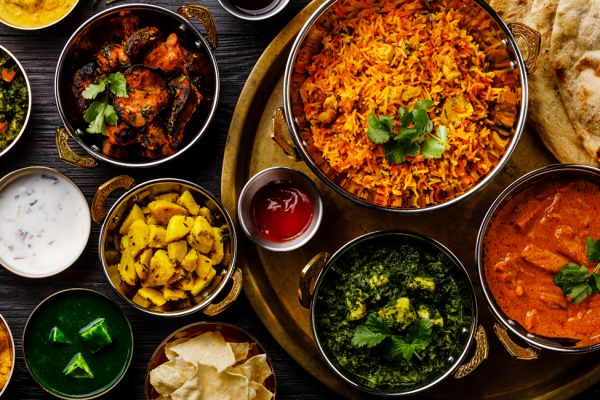 Traditional Food Of India